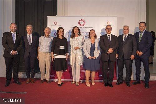 Los V Premios a la Excelencia Profesional de Unión Profesional de Valencia abren plazo de presentación de candidaturas