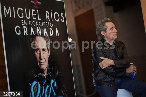 Miguel Ríos reivindica