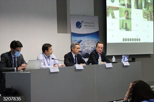 Andalucía Aerospace celebra Asamblea General con la incorporación de nuevos socios y de Fada Catec a la junta directiva