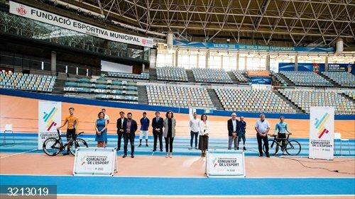 Ciclismo.- La RFEC y la Fundación Trinidad Alfonso acuerdan mejorar el CEAR Lluis Puig