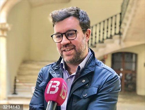 Noguera critica el voto de PSOE y Unidas Podemos