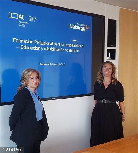 Un programa de fomento de la empleabilidad de Fundación Naturgy llegará a 2.400 alumnos de FP