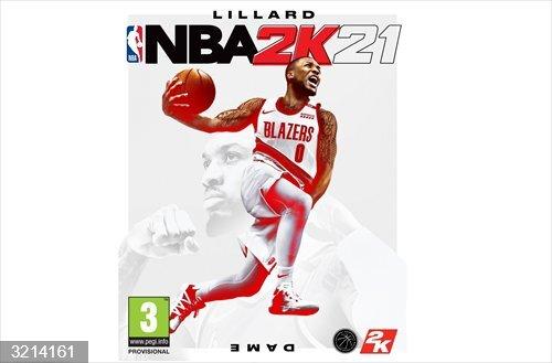 NBA 2K21 tendrá a Damian Lillard entre sus jugadores de portada