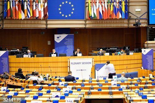 UE.- Las regiones de la UE apuntan a un
