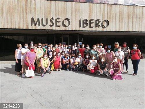 Jaén.- Coronavirus.- IAM y Asociación de Mujeres de Vilches retoman las actividades sobre la igualdad en el mundo rural