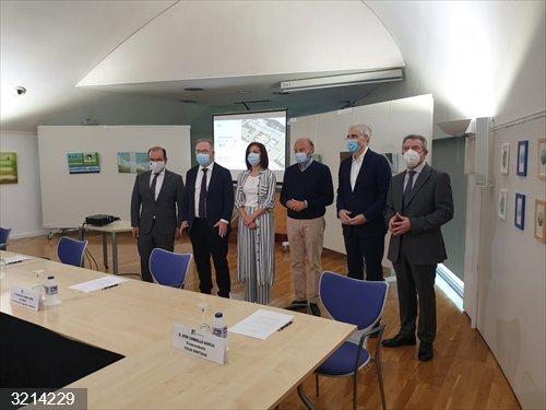 Industria 4.0.- El 'Acordo da Sionlla' sienta las bases del 'Polo de Innovación en Biotecnoloxía' de Santiago