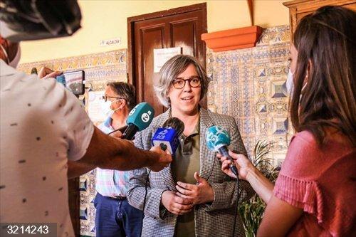 La Junta rehabilita 28 viviendas en Almendralejo y favorece su integración en espacios públicos