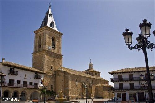 Coronavirus.- Sanidad confirma la aparición de un brote con 5 casos en una familia en Tarazona de la Mancha (Albacete)
