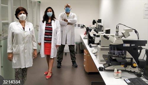 El Instituto de Investigación Sanitaria Galicia Sur dispondrá de un microscopio con gran resolución de última generación