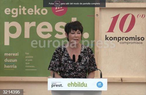 12J.-Iriarte (EH Bildu) acusa a Urkullu de