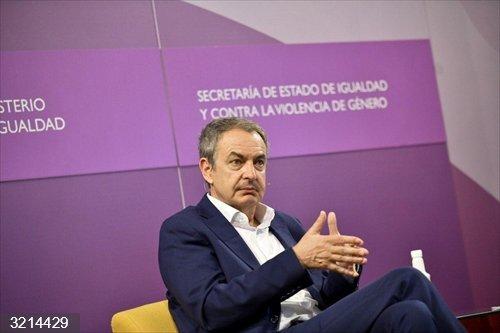 Zapatero, sobre el matrimonio igualitario que hoy cumple 15 años: