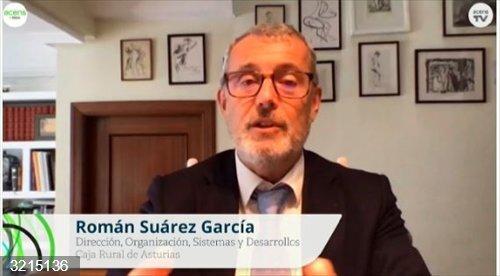Caja Rural de Asturias gestionó un incremento del 35% de su operativa online durante la pandemia