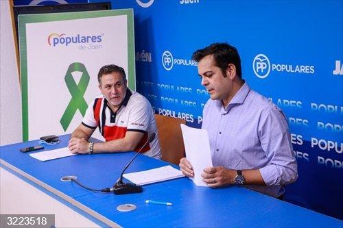Jaén.- Requena (PP):