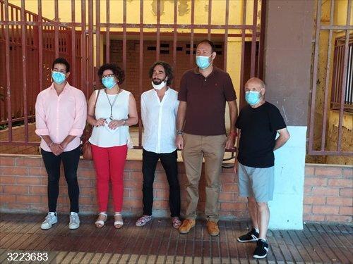 El PSC insta a la ACHA en el Parlament a reparar seis edificios sin gas en Tarragona