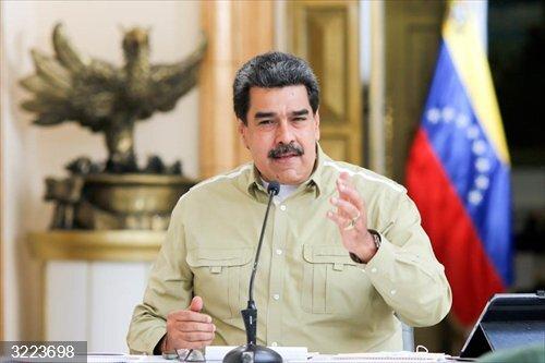 Coronavirus.- Nicolás Maduro culpa del rebrote del coronavirus a la entrada ilegal de personas desde Colombia