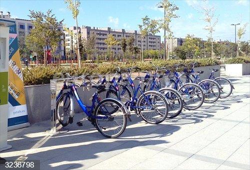 Getafe.- Reanudan el servicio municipal de alquiler de bicicletas que se interrumpió por