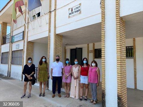 Jaén.- Educación.- La Junta aporta un fondo extraordinario de hasta 50.000 euros a 85 institutos de la provincia