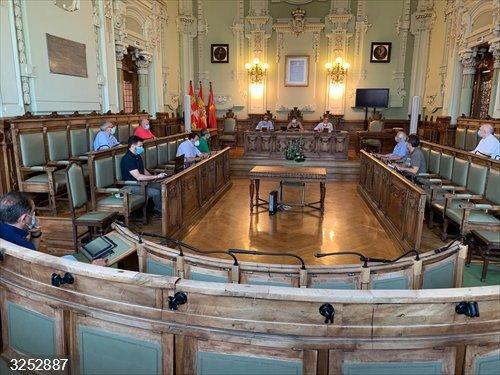 El Consejo de Administración de Aquavall adjudica obras y servicios por importe superior a 2,5 millones