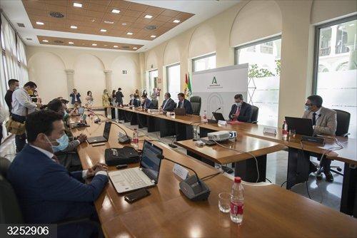 Huelva.- La provincia recibe cerca de 6 millones de euros para las obras del Programa de Fomento del Empleo Agrario