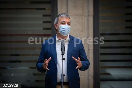 Coronavirus.- Collboni pide a la UE