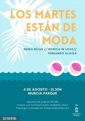 Las colecciones de Nerea Béjar, Bonica in Love y Fernando Aliaga protagonizarán 'Los martes están de moda'