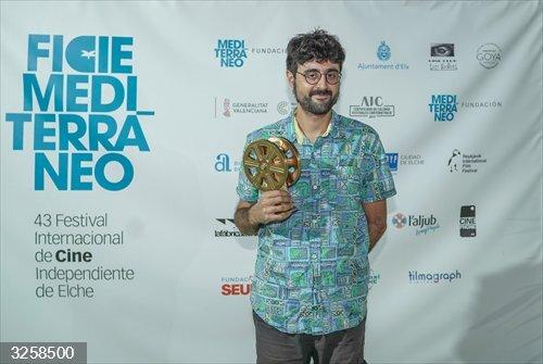 Cultura.- El ilicitano Chema García Ibarra gana el Festival de Cine Independiente de Elche con 'Leyenda Dorada'
