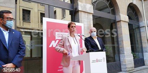 El Gobierno foral aprueba el Plan Reactivar Navarra 2020-2023 con 190 medidas para afrontar la crisis del Covid-19