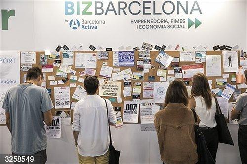 Fira.- Bizbarcelona y Saló de l'Ocupació se harán juntos en septiembre y será virtual-presencial