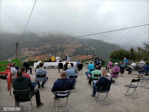 Rural.- El Principado entrega 179 títulos de propiedad de la concentración parcelaria de Porley-Valleciello
