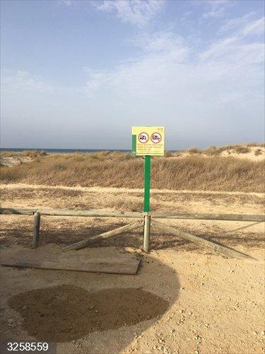 Cádiz.- Sucesos.- Un total de 88 denuncias levantadas en una nueva operación contra la acampada ilegal en Tarifa