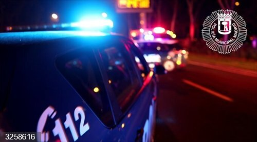 Sucesos.- Detenido por presuntamente abusar de una joven en una fiesta en un edificio okupado en Latina