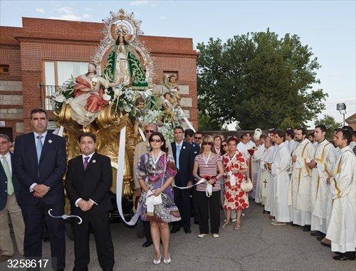 La Diócesis de Getafe celebrará este domingo la festividad de su patrona sin la tradicional procesión