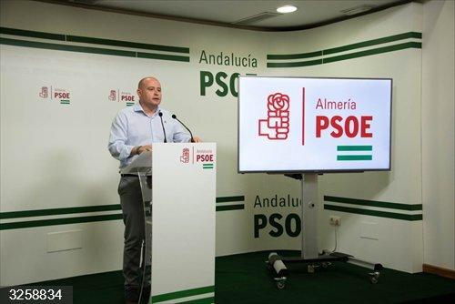 Almería.- PSOE destaca el