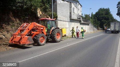 El Ayuntamiento de Lugo promueve 65 órdenes de ejecución contra propietarios de parcelas desatendidas