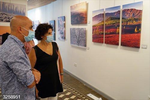 El Espacio de Arte O'Daly (La Palma) reabre sus puertas con una exposición del fotógrafo Saúl Santos