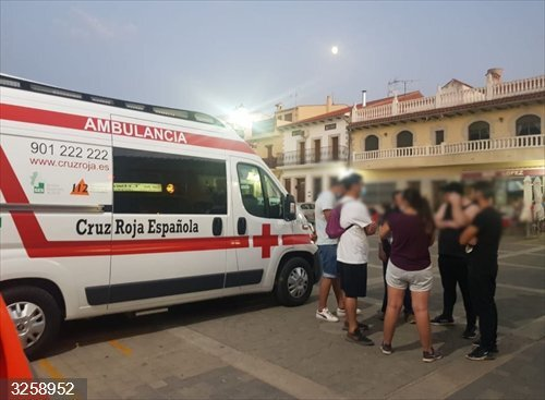 Sucesos.- Guardia Civil, Cruz Roja y vecinos participan en la búsqueda de un anciano desaparecido en Deleitosa (Cáceres)