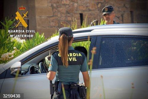 Almería.- Sucesos.- Detenida una persona por un presunto robo con violencia en Roquetas de Mar