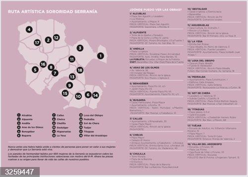 Hilando Vidas inaugura la ruta artística 'Sonoridad Serranía' para