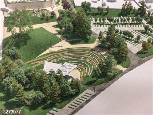 Polanco.- El Pleno aprueba el modificado del PGOU que permitirá el gran parque y auditorio en Prado Infante