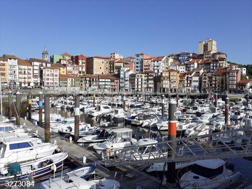 Bermeo (Bizkaia) acogerá este fin de semana a los participantes del 'Camino de Santiago' marítimo
