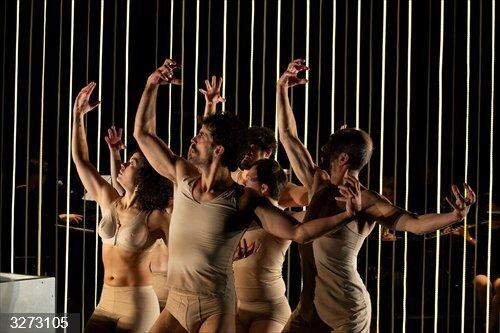 Cádiz.- El Festival Anfitrión continúa en Baelo Claudia con la obra de Antonio Álamo 'El festín de los cuerpos'