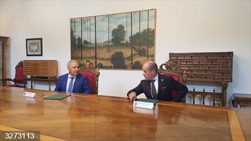 La Diputación de Lugo aporta 330.000 euros para la nueva área de ocio y deportiva en Pol