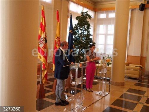 González Laya afirma que la Comunidad Autónoma de Aragón posee unas bases