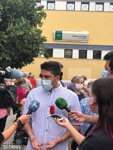 Sevilla.-IU insta a Salud a recuperar la atención primaria presencial y
