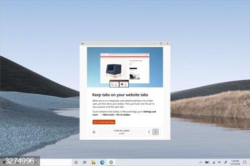 Windows 10 prueba novedades para que los usuarios sepan qué cambia tras las actualizaciones