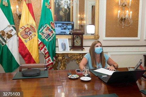 CádizAlDía.- La presidenta de la Diputación reconoce la propuesta de Gobierno y FEMP como