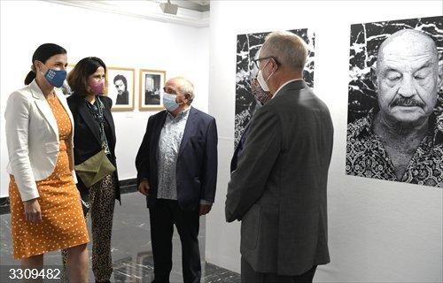 Jordi Socías abre la II edición de PhotoEspaña Santander con la muestra 'Retratos' en el CDIS