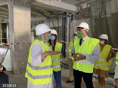 Málaga.- La Junta acometerá 68 actuaciones de mejora de infraestructuras sanitarias en la provincia