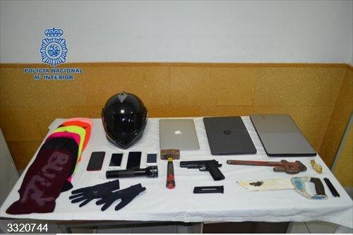 Sucesos.- Tres detenidos en dos dispositivos contra la delincuencia itinerante en Girona
