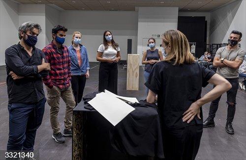 Cultura.- Les Arts reúne a las jóvenes estrellas del repertorio mozartiano para abrir la temporada con 'Così fan tutte'